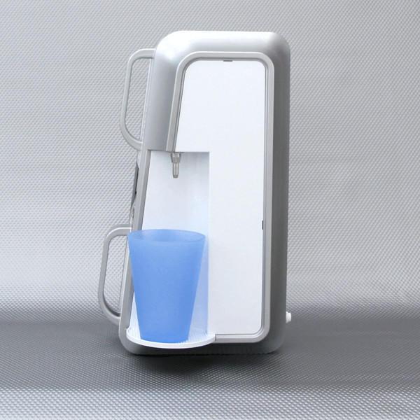 Hybrid Portable Wasserionisierer Seite