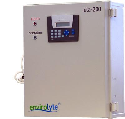 Envirolyte ELA 200 ECA-Anlage Industrieionisierer-perspektive