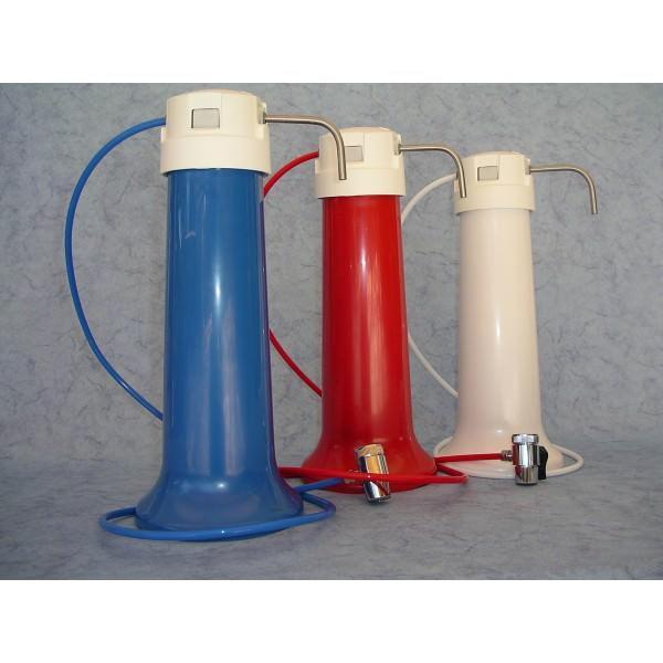 Aquaphor Auftisch-Wasserfilter inkl. K7B Filter und Zubehör 1