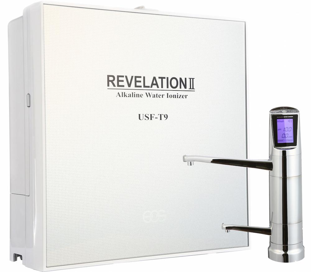 EOS Revelation II Untertisch Wasserionisierer 1000