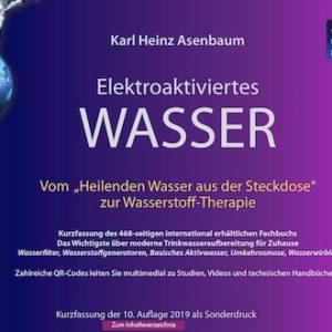 Elektroaktiviertes Wasser - Vom Heilenden Wasser aus der Steckdose zur Wasserstoff-Therapie 400