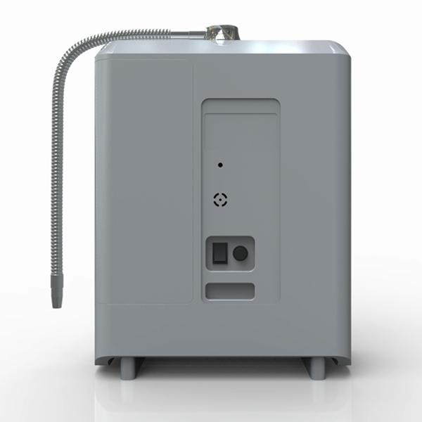 Aquavolta Cavendish 2-0 Auftisch- und Untertisch-Ionisierer hinten