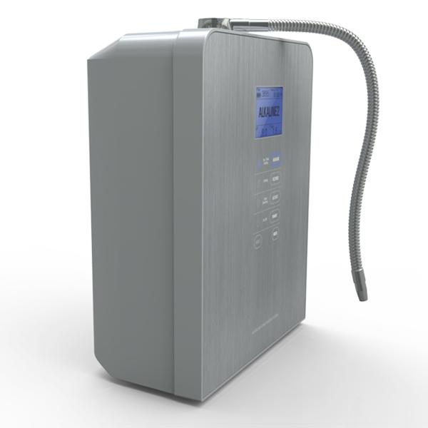 Aquavolta Cavendish 2-0 Auftisch- und Untertisch-Ionisierer seite
