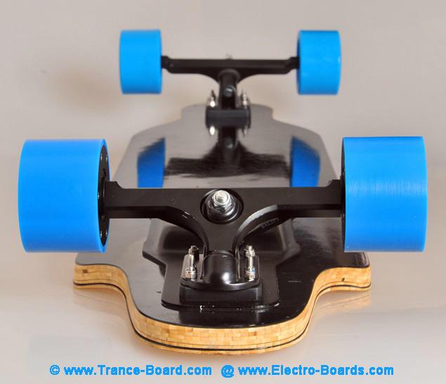Tranceboard D 45 8 Electric Skateboard Motor In Wheel