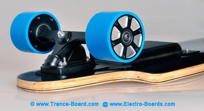 TranceBoard ElektroBoard Electric Sateboard Truck with motors in wheels