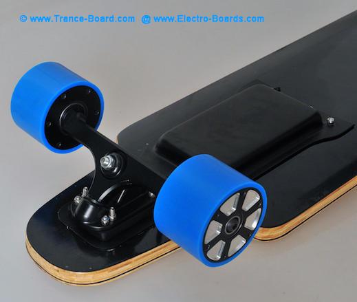 TranceBoard by ElectroBoard motor in-wheel top view k