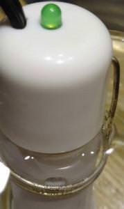 FAQ Kathode Wasserstoffblasen