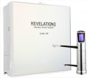 FAQ Untertisch ionisierer Revelation II