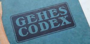 Gehes Codex
