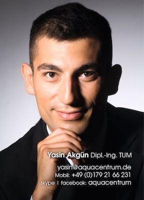 Visitenkarte Yasin Akgün400