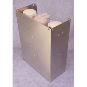 100-WasserWerk   1000 GPD Directflow Umkehrosmose-Anlage mit einstellbarem pH-Wert & Nachmineralisierung