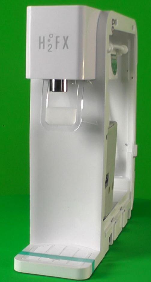 H2Fx Hydrogen Infusion Machine - hydrogen water-offen front