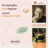PowernapPlus detox-Programm - entspannt wirkungsvoller entgiften - Uwe Karstädt 400