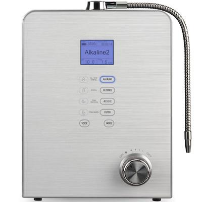 AquaVolta Cavendish 9 Wasserionisierer inkl Aktivkohlefilter 400