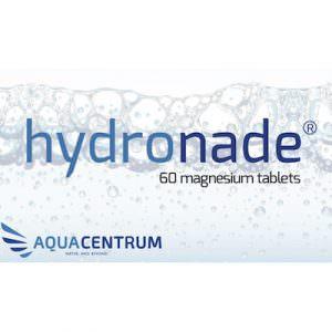 hydronade® Magnesium - H2 Brausetabletten zur Herstellung von magnesiumhaltigem Wasserstoffwasser