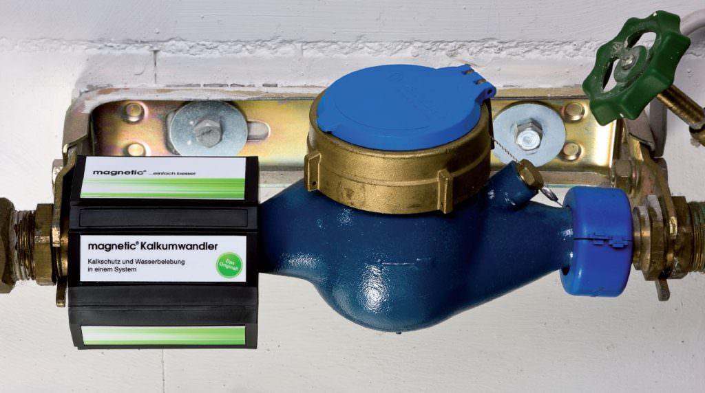 Fabulous Magnetic® Kalkwandler | Kalkschutz & Wasser-Vitalisierung NU39