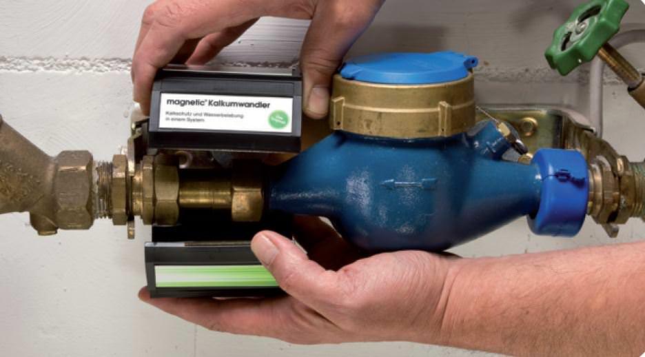 Favorit Magnetic® Kalkwandler | Kalkschutz & Wasser-Vitalisierung ZA03