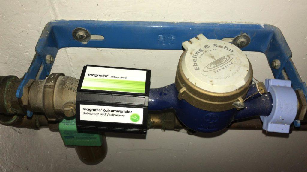 Bevorzugt Magnetic® Kalkwandler | Kalkschutz & Wasser-Vitalisierung TT04