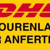 DHL Retourenlabel erstellen