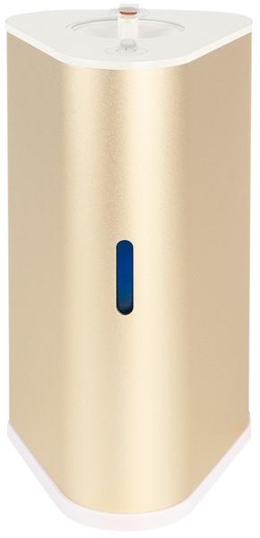 AquaVolta H2-Inhalator gold u H2-Infusor - Wasserstoff Inhalation u H2-Getraenke mixen 600