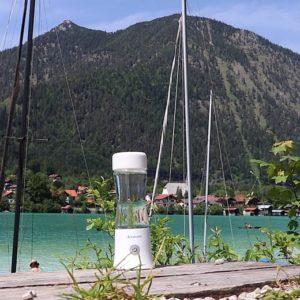 Age2go 2.8 Wasserstoff Generator Camping am Walchensee Herzogstand