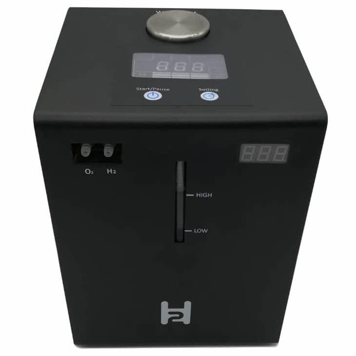 H2 Generator Nafion 117 inkl O2 Ausgang fuer Inhalation von H2 u O2