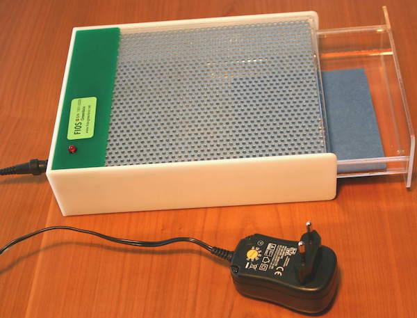 Urzeitcode FIOS Greenbox Experimentierzwecke 600