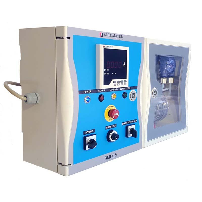 Kirkmayer-BMI05-Anolyte-HClO-ECA-Generator-Perspektive-Ansicht