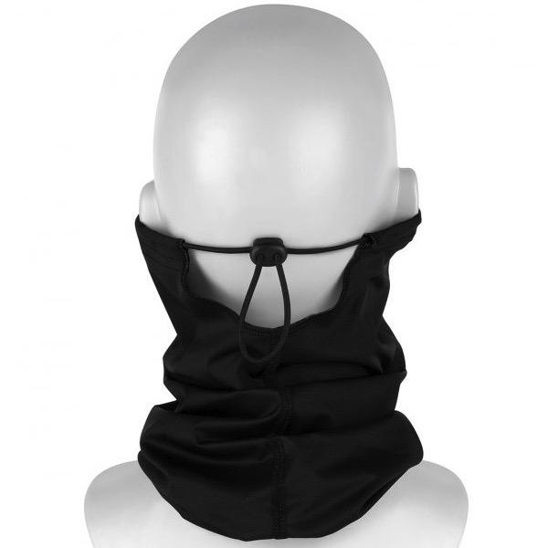 ecovell Medical Atemschutzmaske FFP2 mit Nanofilter + Aktivkohle von hinten