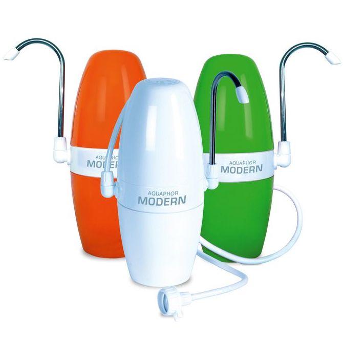 Modern Aktivkohle Auftischfilter Farbe Gruen 400