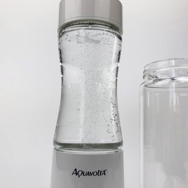 Aquavolta Age2 Go 2-8 H2-Generator Wasserstoff Blasen 600