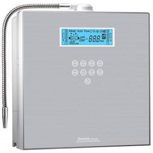 Aquavolta EOS Gesesis lydia 8090 9 Elektroden Wasserionisierer mit 2 Wasserfilter