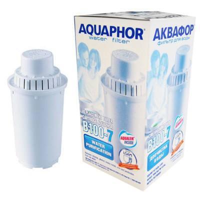 Aquaphor Wechselkartusche B100-7 Kannenfilter ohne Enthärter