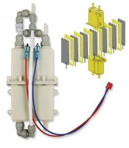 Wasserzelle mit 9 Elektroden Wasserionisierer basisches Wasser Allsbon