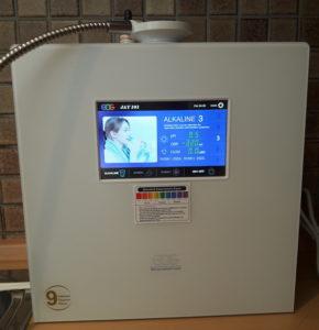 AquaVolta EOS Touch Jay 101 basisches Wasserstoffwasser