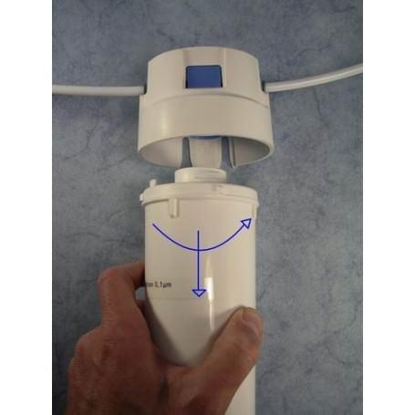 Aquaphor Filter 0,8 Mikrometer Aktivkohlefiltereinsatz