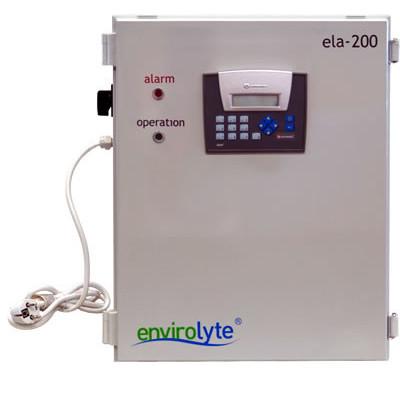 Envirolyte ElA 200 ECA-Anlage Industrieionisierer-400