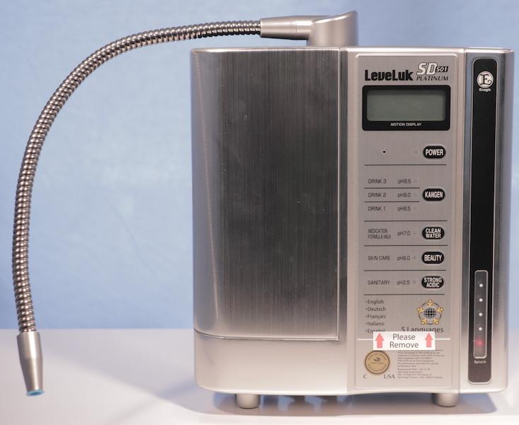 Kangen Enagic Leveluk Sd 501 Platinum Wasserionisierer55 600