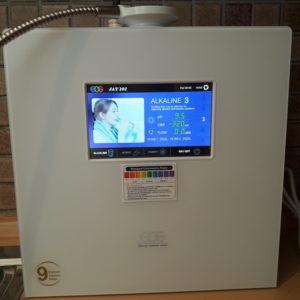 Wasser Ionisierer - EOS Touch Jay 101 basisches Wasserstoffwasser 600