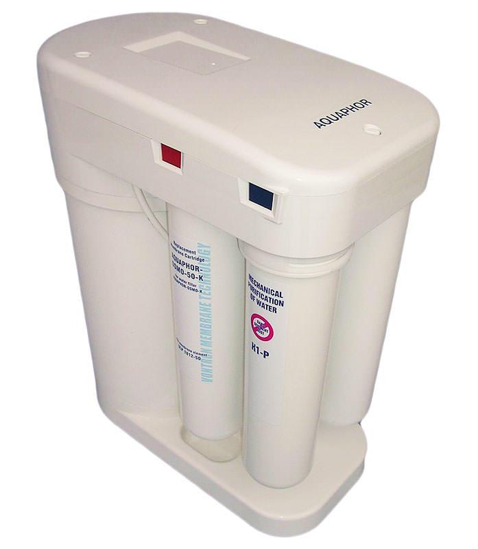 Aquaphor Morion RO Umkehrosmose Anlage 3