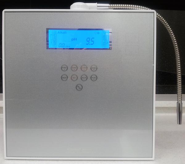 aquavolta eos genesis wasserionisierer mit neun elektroden. Black Bedroom Furniture Sets. Home Design Ideas