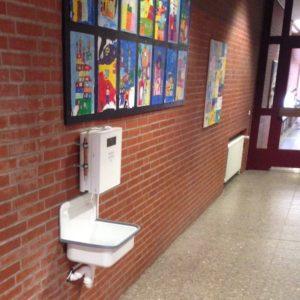 AquaVolta EOS Genesis im Einsatz in der Schule 600