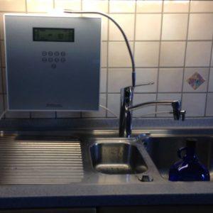 EOS Genesis Wasserionisierer Fest installiert Wandmontage 600