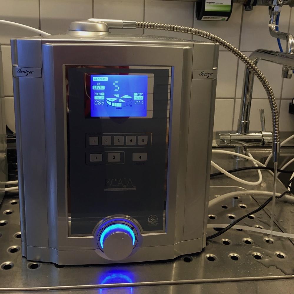 Biontech - Sanuslife - ECAIA Wasserionisierer Bj 2015 - kaum genutzt-06