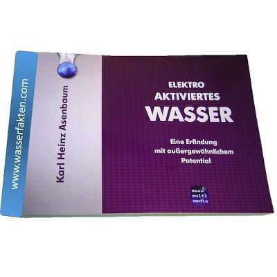 Buchcover Elektroaktiviertes Wasser softcover 400