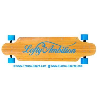 Trance-Board-Electro-Board-Electric-Skateboard-Longboard-Motor-In-Wheel Square