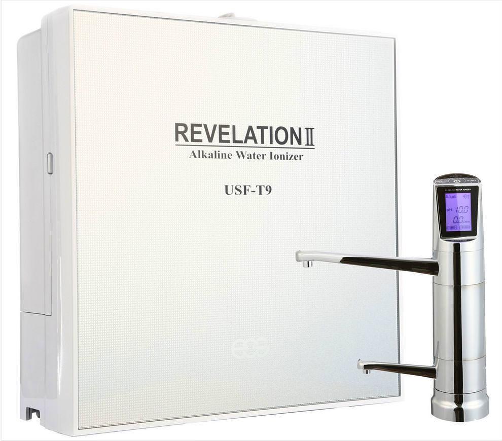 Untertisch ionisierer Revelation II