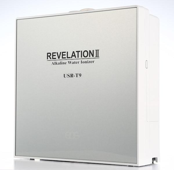 AquaVolta EOS Revelation ohne Bedienhahn Wasserionisierer 600