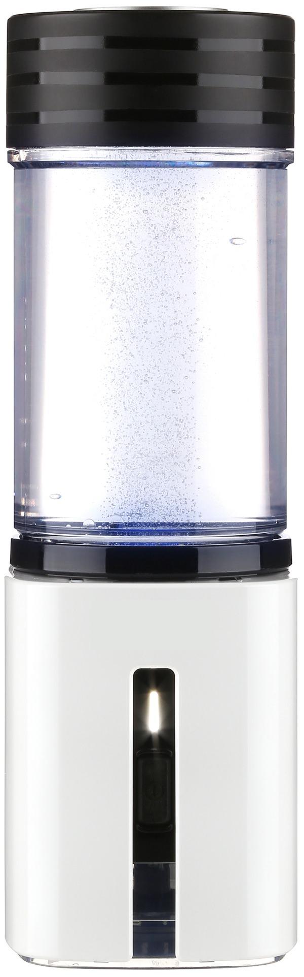 AquaVolta Wasserstoff Booster portable PEM Hydrogen generator mit Druckgefäß