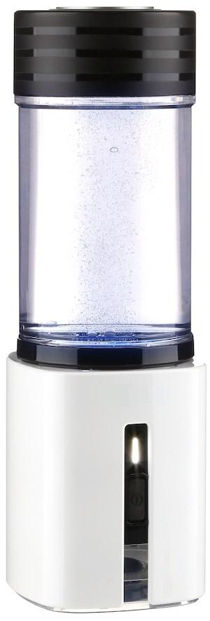 AquaVolta Wasserstoff-Booster portable PEM Hydrogen generator mit Druckgefaess-seitlich-300